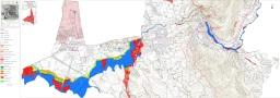 3B-Carta dello scenario del rischio idrogeologico e geologico